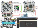 Hubsan X4 H107c Wiring Diagram Ldarc Tiny R7 Micro Fpv Racing Drone 75mm Rc Quadcopter with 820