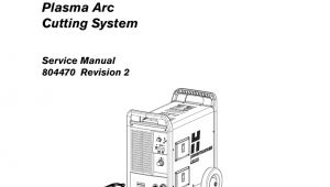 Hypertherm Powermax 1650 Wiring Diagram Service Manual Manualzz Com