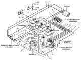 Hyundai Gas Golf Cart Wiring Diagram Golf Cart Wiring Schematic Manual E Book