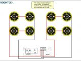In Ceiling Speaker Wiring Diagram Classroom Audio Systems Multiple Speaker Wiring Diagram Home