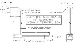 Indeeco Immersion Heater Wiring Diagram Freeze Protection Of Cooling tower Basins