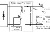 Innovative Performance Chip Wiring Diagram Placement Of Average Current Modulator within Single Stage Pfc