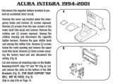 Integra Stereo Wiring Diagram Integra Radio Wiring Diagram Wiring Diagrams Konsult