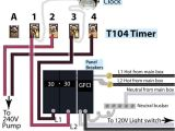 Intermatic 240v Timer Wiring Diagram How to Wire Intermatic Control Centers