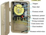 Intermatic Digital Timer Wiring Diagram Intermatic Outdoor Timer Manual