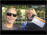 Iota Its 50r Transfer Switch Wiring Diagram Replacing A Faulty Rv Transfer Switch