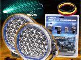 Ipf Driving Lights Wiring Diagram 2x Narva Pair 9 Inch Led Driving Lights 71740 Ultima L E D