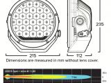 Ipf Driving Lights Wiring Diagram 2x Narva Pair 9 Inch Led Driving Lights 71740 Ultima L E D Wiring