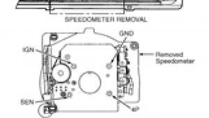 Isuzu Speed Sensor Wiring Diagram isuzu Speedo Wire Questions Answers with Pictures Fixya