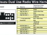 Isuzu Truck Radio Wiring Diagram isuzu Npr Stereo Wiring Diagram Wiring Diagram Expert