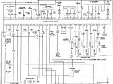 Jeep Cherokee Radio Wiring Diagram 1991 Jeep Wiring Diagram Data Schematic Diagram