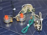 Jimmie Vaughan Strat Wiring Diagram Stratocaster Wiring Harness for 2 Humbuckers 1 Volume 2 tones