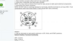 John Deere 2010 Ignition Switch Wiring Diagram John Deere Gator Ignition Switch Wiring Diagram Free