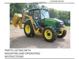 John Deere 5083e Wiring Diagram Tiger Products Co Ltd Jd 5083e User S Manual Manualzz
