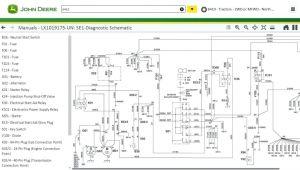 John Deere 825i Wiring Diagram Manual Wiring Diagrams toddler Fonar Tractor John Gator Hpx Old