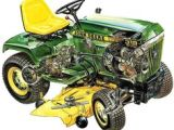 John Deere Model 318 Wiring Diagram John Deere 318