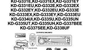 Jvc Kd G335 Wiring Diagram Jvc Kd G331 G332 G333 G334 G335 G337 G338 Service Manual Download