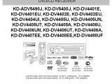 Jvc Kd S39 Wiring Diagram Kd Dv4404 Service Manual Decibel Sampling Signal