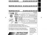 Jvc Kd Sr82bt Wiring Diagram D Jvc Kd Sr72 Instruction Manual Pdf Download Manualslib