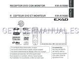 Jvc Kw Avx800 Wiring Diagram Jvc Receivers Kw Avx800 Instruction Manual Download Free