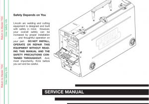 K870 Amptrol Wiring Diagram Lincoln Electric Svm185 A User S Manual Manualzz Com