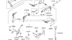 Kawasaki Eliminator 125 Wiring Diagram Kawasaki Bn125 A4 Parts List and Diagram Eliminator 125