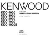 Kenwood Car Cd Player Wiring Diagram Kenwood Kdc 1020 Car Electronics English