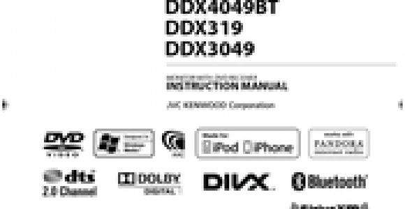 Kenwood Ddx719 Wiring Diagram Kenwood Ddx719 Instruction Manual Pdf Download