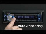 Kenwood Excelon Kdc X998 Wiring Diagram Kenwood Bluetooth Receiving Call Kdc Bt47 42 32 Youtube