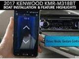 Kenwood Kmr M318bt Wiring Diagram Kenwood Kmm Bt318u No Disc Slot Youtube