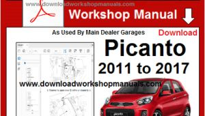 Kia Picanto Wiring Diagram Wiring Diagram for Kia Picanto Wiring Diagram Option