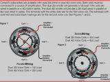 Kicker Cvr 12 Wiring Diagram Kicker Subwoofers Wiring Diagram Kicker Speaker Wiring Kicker L7