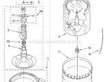 Kitchenaid Wiring Diagram Kitchenaid Washer Kaws700jt2 Ereplacementparts Com