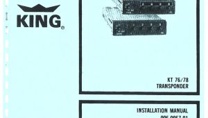 Kma 24h Wiring Diagram Bendixking Ky 97a Installation Manual Manualzz Com