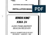 Kma 24h Wiring Diagram Gdc31 Installation Manual Revm12 4 07 Electrical Connector