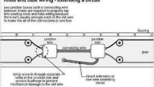 Knob Tube Wiring Diagram Knob Tube Electrical Info Nova Home Inspections Inc
