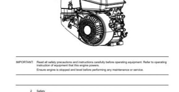 Kohler Command Pro 27 Wiring Diagram Ch260 Ch440 Service Manual Kohler Engines