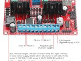 L298n Wiring Diagram L298n V3 Dc Stepper Motor Driver Module Driver Integrated Four Motor