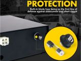 Lamphus sound Alert Wiring Diagram Amazon Com Xprite 100w 12v Police Siren 7 tone Pa System Electronic