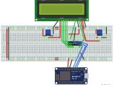 Lcd Display Wiring Diagram Interfacing Lcd with Nodemcu Esp12 without Using I2c