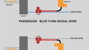 Led Load Resistor Wiring Diagram Load Resistors Diagram for Front Turn Signals On 5th Gen 4runner