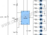 Led Push button Wiring Diagram Pin Em Led Circuits Projects