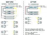 Led Tube Wiring Diagram Sylvania Ballast Wiring Diagram Wiring Diagram Img