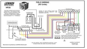 Lennox Furnace thermostat Wiring Diagram Lennox Wiring Diagrams Wiring Diagrams
