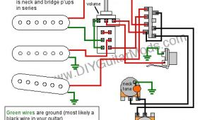 Les Paul Wiring Diagram Push Pull Sratocaster Series Push Pull Wiring Diagram Electric Guitar Mods