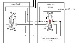 Leviton 3 Way Switch Wiring Diagram Leviton Switch with Pilot Light Switch Wiring Diagram Awesome Door