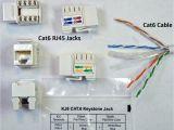 Leviton Cat6 Jack Wiring Diagram Ethernet Jack Wiring Wiring Diagram Centre