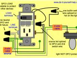 Leviton Combo Switch Wiring Diagram Wiring Diagram Further Wiring A Light Switch and Gfci Outlet