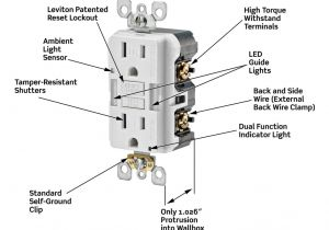 Leviton Switch Outlet Combination Wiring Diagram 8eda20a Leviton Bination Switch Wiring Diagram Wiring Library