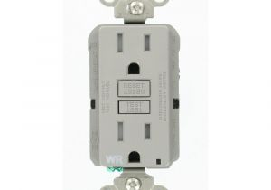 Leviton Switch Outlet Combination Wiring Diagram Leviton 15 Amp 125 Volt Duplex Self Test Tamper Resistant Weather Resistant Gfci Outlet Gray